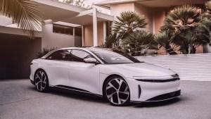 Lucid Motors, autos eléctricos, competirá con Tesla