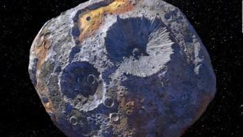 5 asteroides estarán próximos a la Tierra en febrero