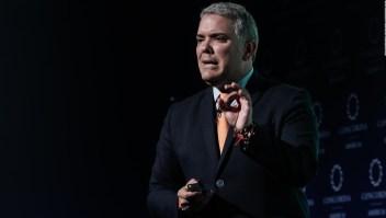 Duque: Colombia aplica una política migratoria humanitaria