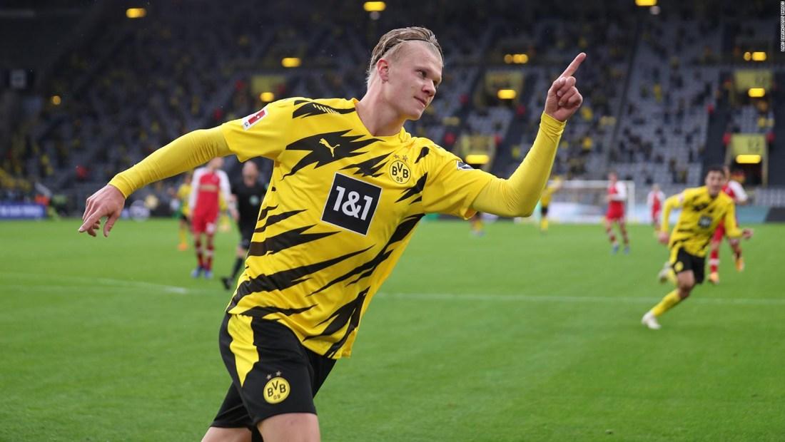 Erling Haaland: así se formó la gran promesa del fútbol