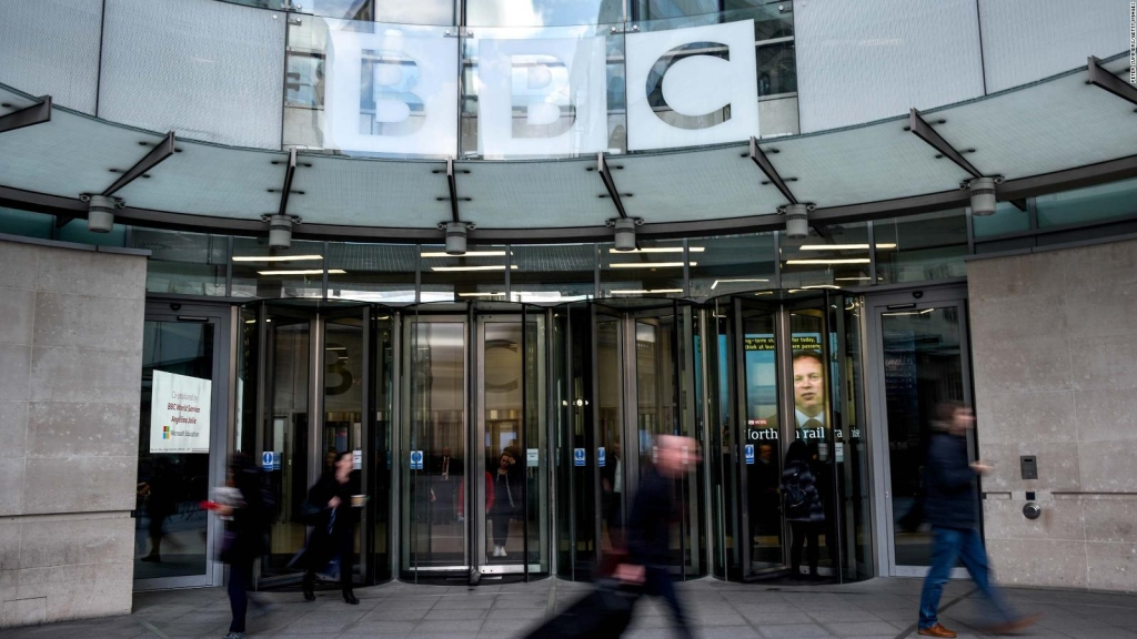 BBC News, prohibido en China