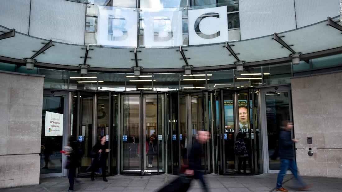 BBC News, prohibido en China