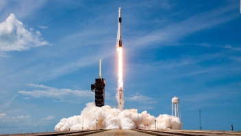 SpaceX tiene un tercio de los satélites activos en el cielo