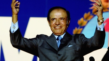 Muere el expresidente de Argentina Carlos Menem
