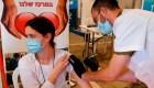 """Israel usa """"pasaporte verde"""" para quienes se vacunaron"""