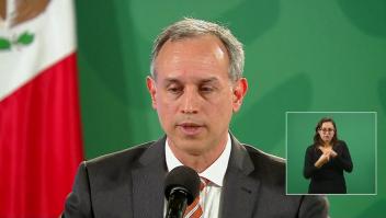 El subsecretario de Salud de México da positivo de covid-19