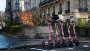 Estas patinetas eléctricas usan inteligencia artificial