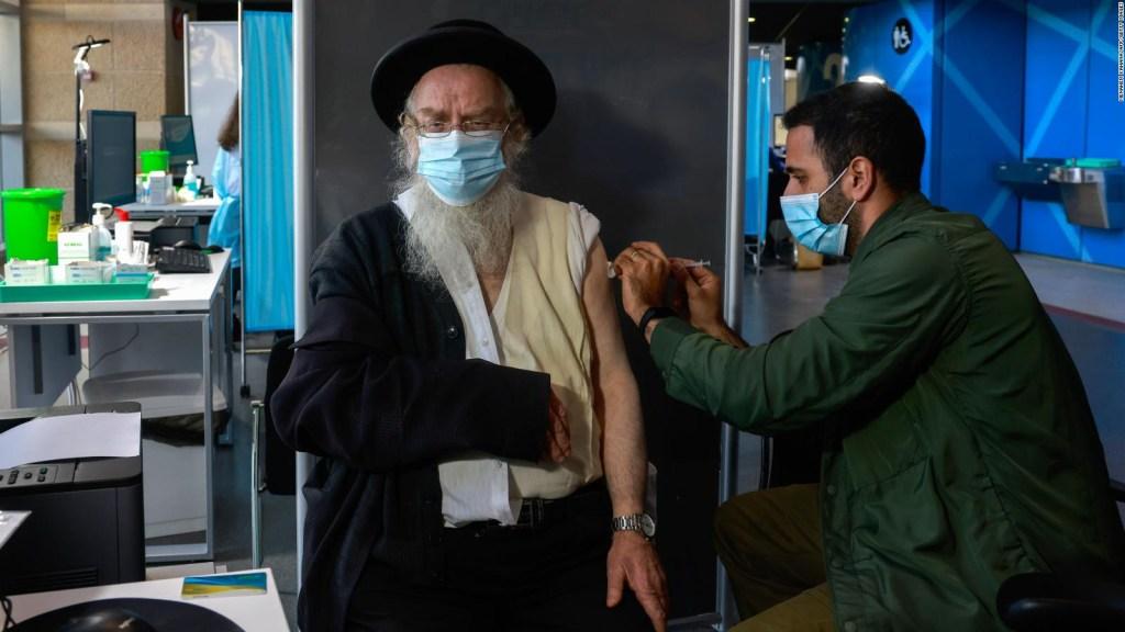 Israel convoca a vacunación masiva contra covid-19