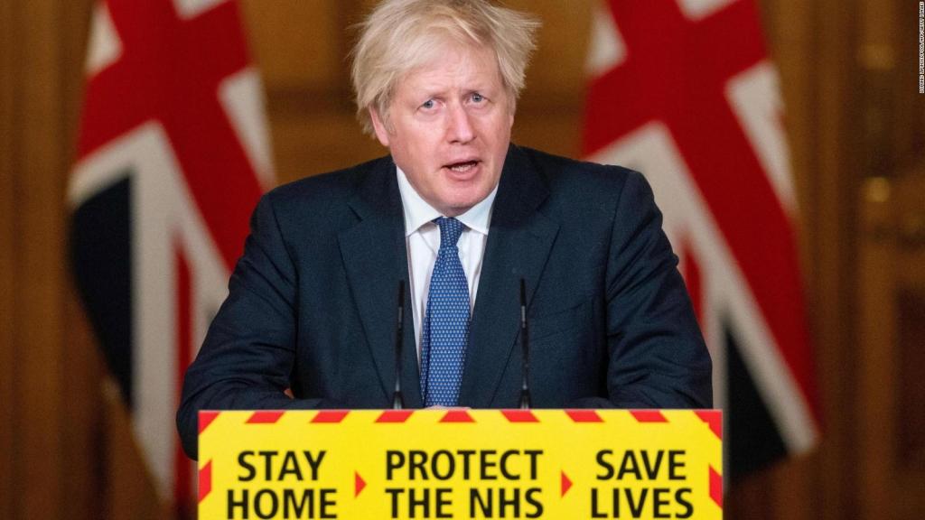 Reino Unido anticipa reanudar actividades en junio