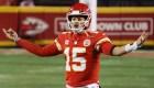 Patrick Mahomes, la clave para los Chiefs