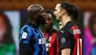 El castigo a Zlatan y Lukaku tras su encontronazo