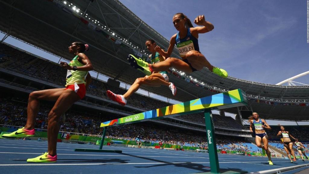 Atleta olímpica mejora rendimiento con buena salud mental