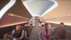Así será viajar en las cápsulas de Hyperloop