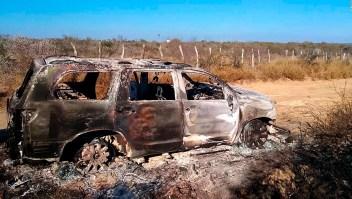 México: identifican a 9 víctimas de masacre en Tamaulipas
