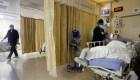 Saturación de hospitales en California deja a médicos agotados