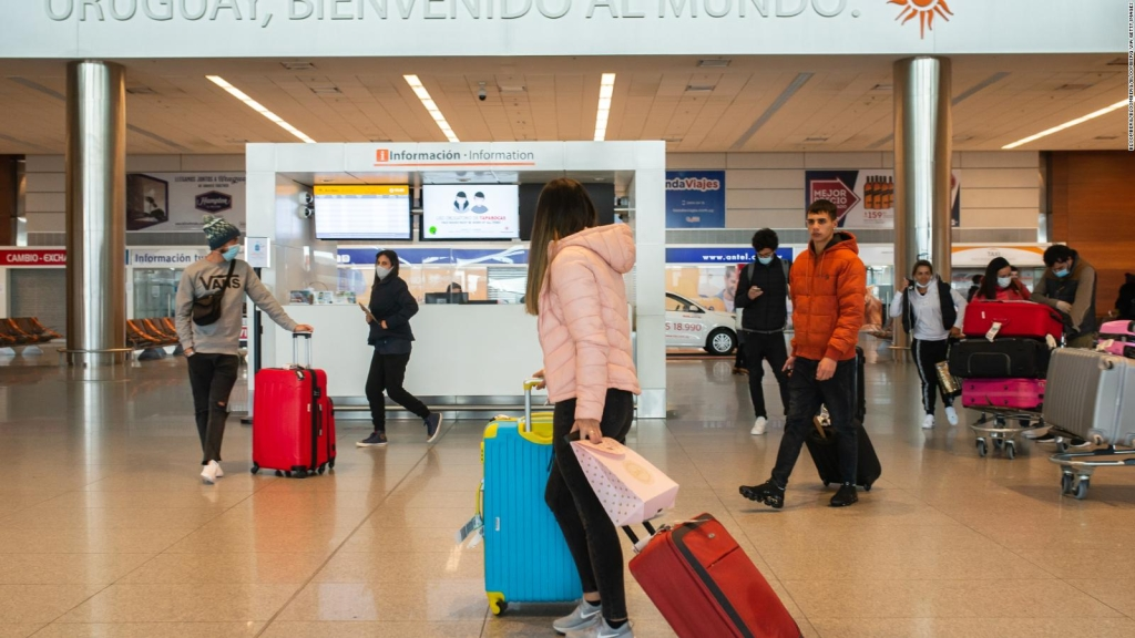 Los protocolos para ingresar a Uruguay