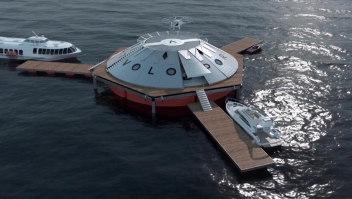 Air-One: un aeropuerto para aeronaves autónomas
