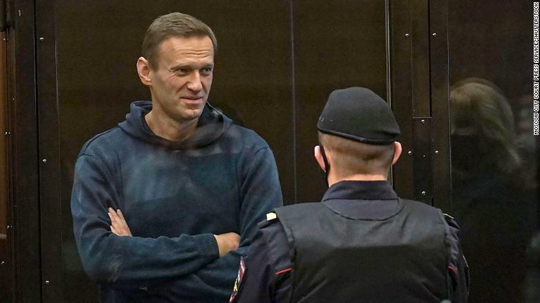 Navalny tribunal