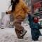 ¿Cuánta nieve ha caído por la tormenta invernal en EE.UU.?