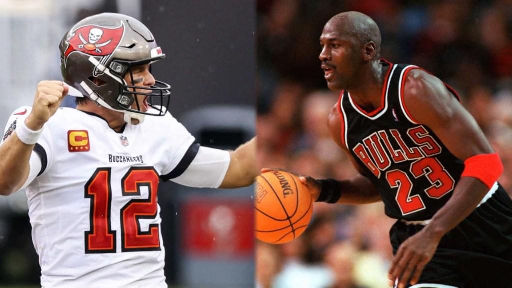 La admiración de Tom Brady por Michael Jordan
