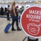 Las mascarillas permitidas en los aeropuertos de EE.UU.
