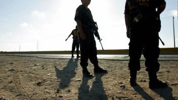 Policías participaron en la masacre en Tamaulipas