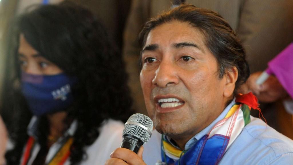 ¿Yaku Pérez apoya al candidato del correísmo o a la oposición?