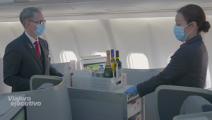 Viajero Ejecutivo: ¿Cómo será volver a viajar en avión?
