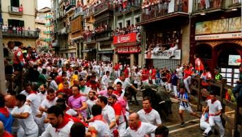 ¿Qué pasará con las fiestas de San Fermín?