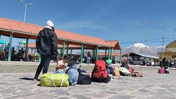 Municipio en Chile en crisis humanitaria por alto flujo de migrantes