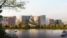 Mira el edificio futurista de Amazon en su nueva sede