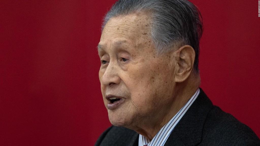 Juegos Olímpicos: Mori pide perdón por comentario