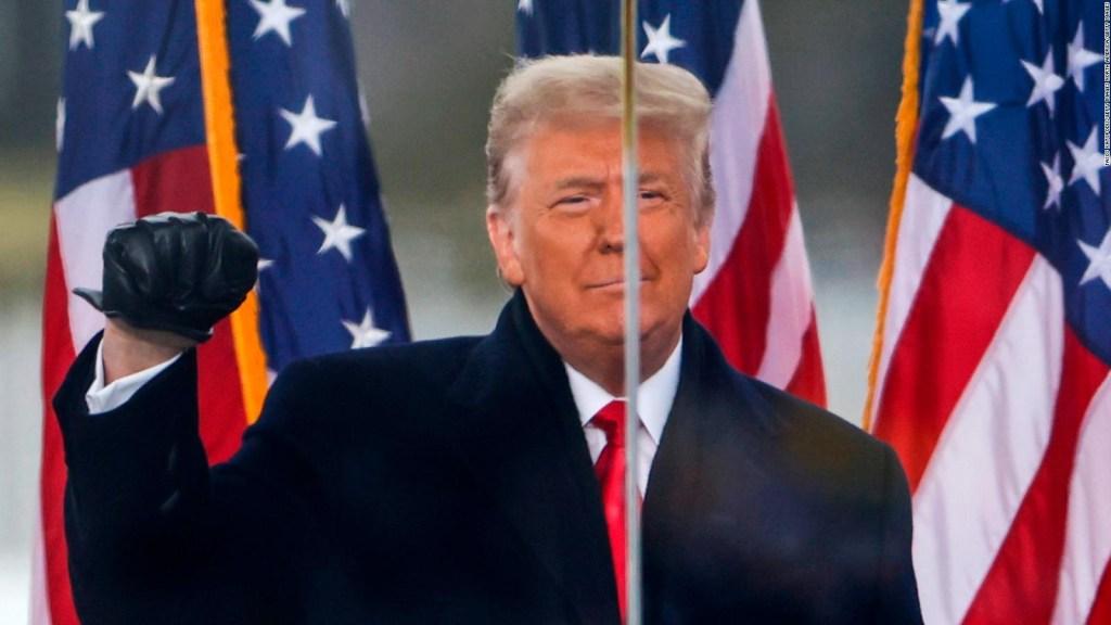 Así funcionaría el segundo juicio político a Trump