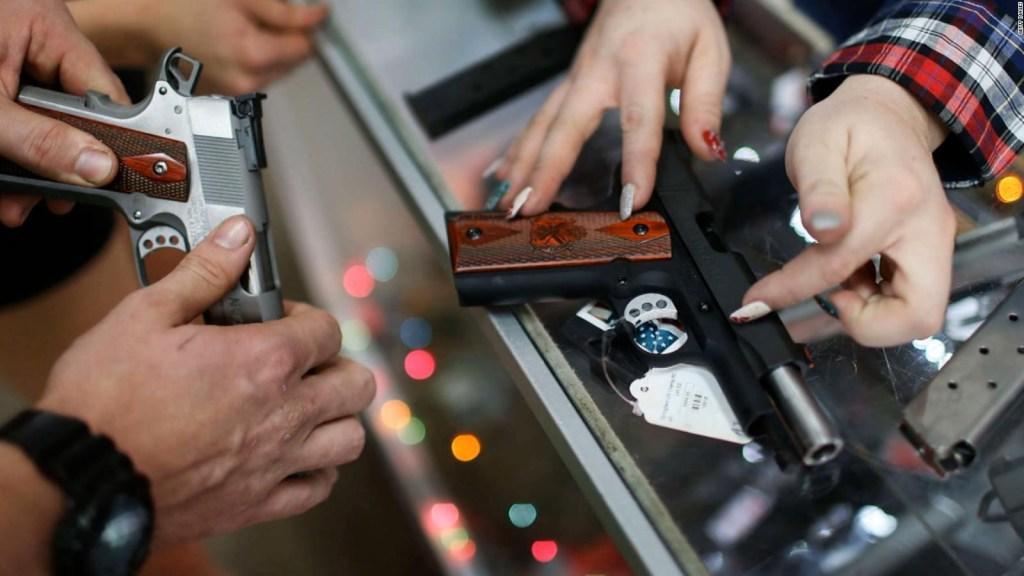EE.UU. registra récord de venta de armas