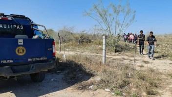 Gritos de auxilio ayudaron a inmigrantes a ser rescatados