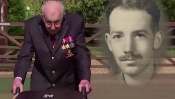 Reino Unido rinde un homenaje a Tom Moore