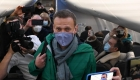 """Muere """"repentinamente"""" el médico que atendió a Navalny"""