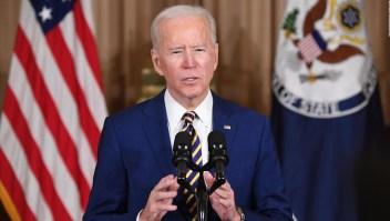 """Biden: """"El envenenar a ciudadanos debe acabarse"""""""