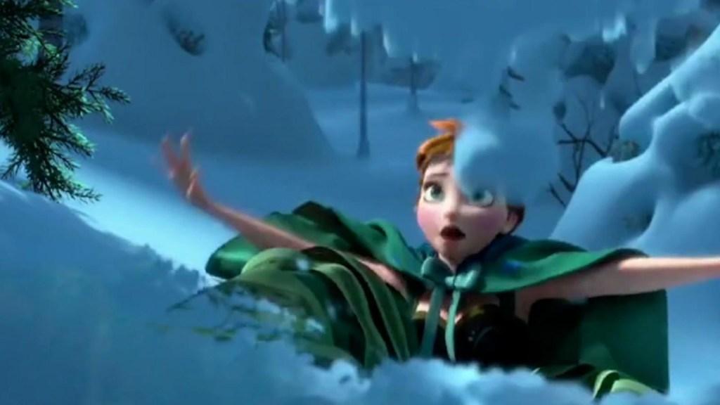 """Podrían haber descifrado un misterio gracias a """"Frozen"""""""