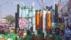 Alertan de ventas fraudulentas de tanques de oxígeno
