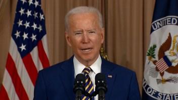 Los decretos de inmigración firmados por el presidente Biden