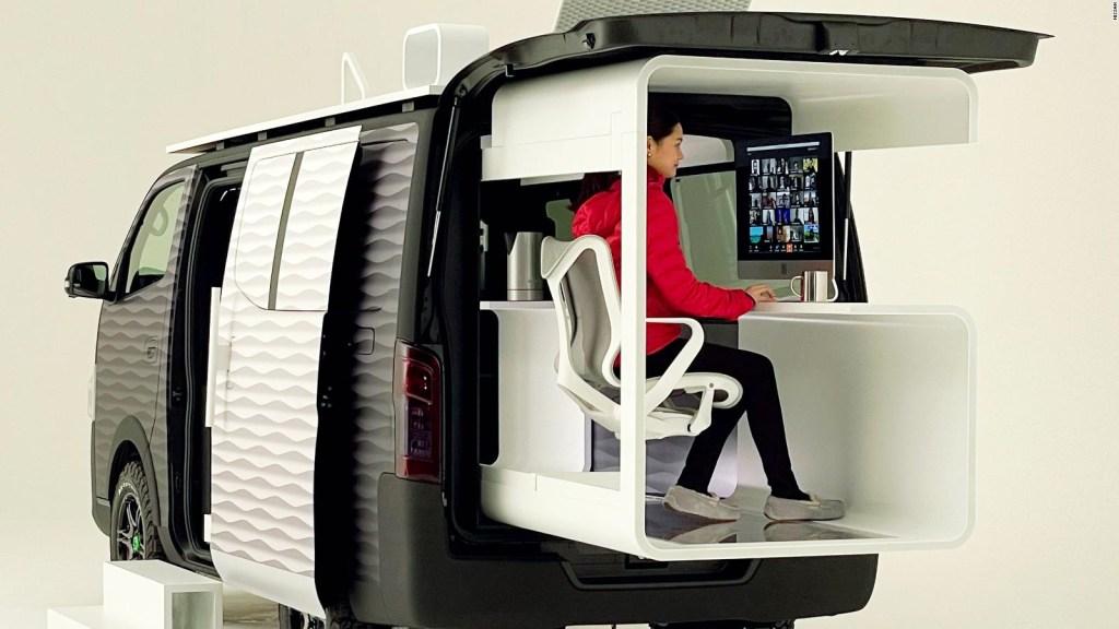¿Una oficina móvil para trabajar desde cualquier lugar?