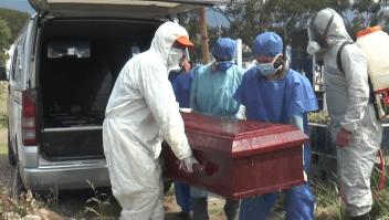 ¿Hay un subregistro de muertes por covid-19 en Venezuela?