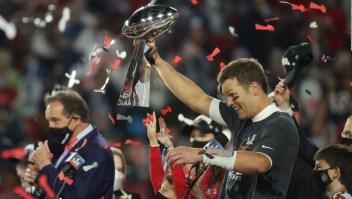Brady el más grande de la historia del Super Bowl