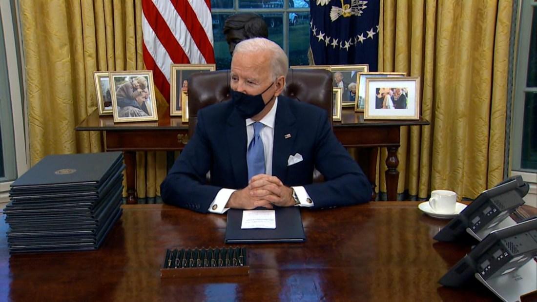 ¿Qué retos enfrenta el gobierno de Joe Biden?
