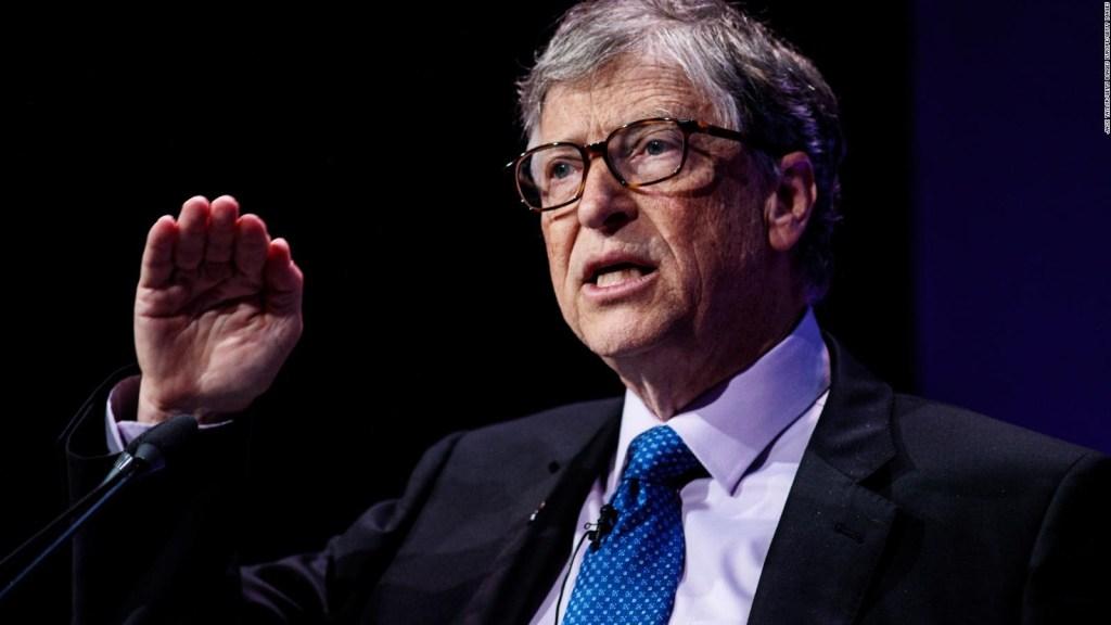 Bill Gates advierte sobre dos grandes amenazas globales