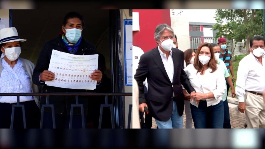 Ecuador: Lasso pasa a Pérez y así podría ir a segunda vuelta