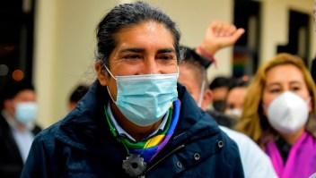 """""""La izquierda de Yaku es plural"""", afirma Manuela picq"""