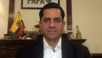 Yaku Pérez o Guillermo Lasso: ¿a quién apoya Xavier Hervas?