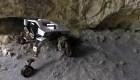 Así es Tiger X-1, el robot todoterreno de Hyundai